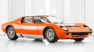 El Lamborghini Miura es una de las dos grandes estrellas de esta...