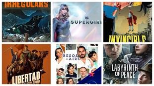 Semana Santa - Netflix - HBO - Amazon Prime Movistar - Disney+ -...