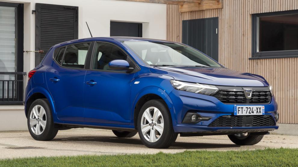 El Dacia Sandero ha caído a la séptima posición en el acumulado del año.