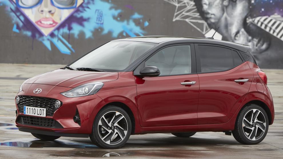 Hyundai i10, tercera generación del urbano coreano.