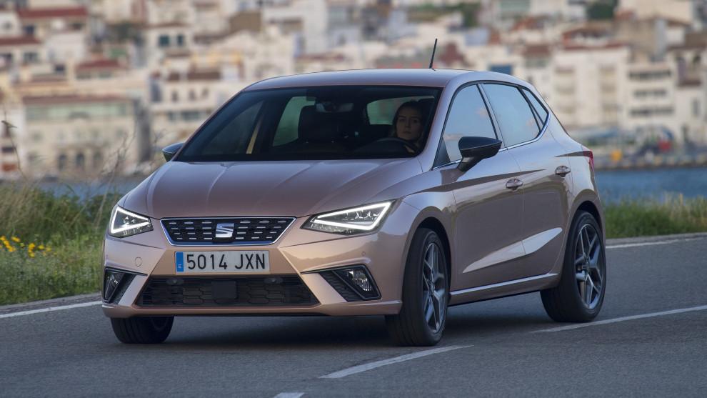 Seat Ibiza, un valor seguro desde 12.542 euros.
