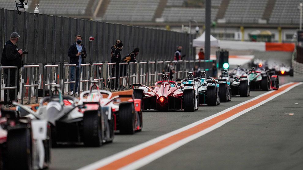 Fórmula E Circuito de Valencia