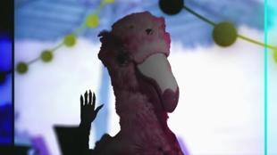 Flamenco, la última máscara presentada para la nueva edición de...