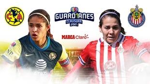 America vs Guadalajara en vivo y en directo online; resultado y...