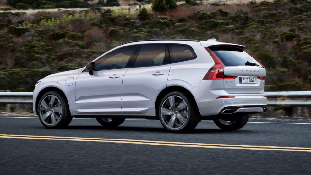 El Volvo XC60 híbrido es el más solicitado de los Recharge por ahora.