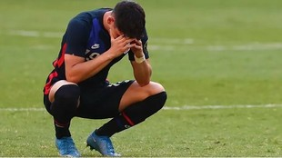 La selección estadounidense se pierde su tercera cita olímpica...