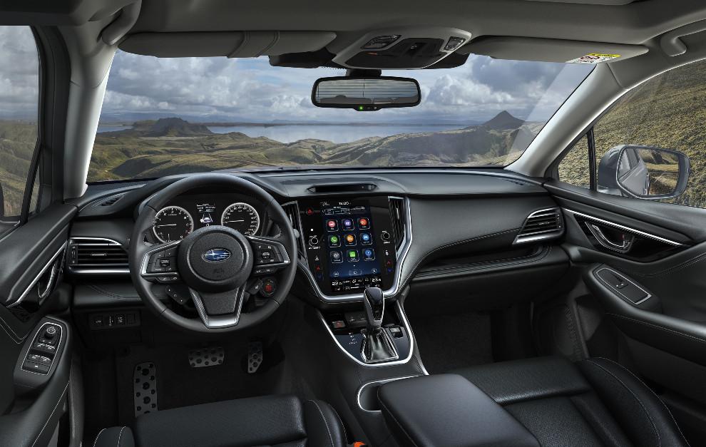 Subaru Outback: totalmente renovado con sus constantes de resistencia y seguridad