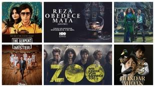 Estrenos series - Netflix - HBO - Amazon Prime Video - Disney + -...