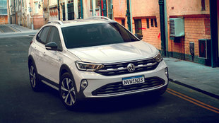 Volkswagen Nivus, 'hermano gemelo' del próximo Volkswagen...