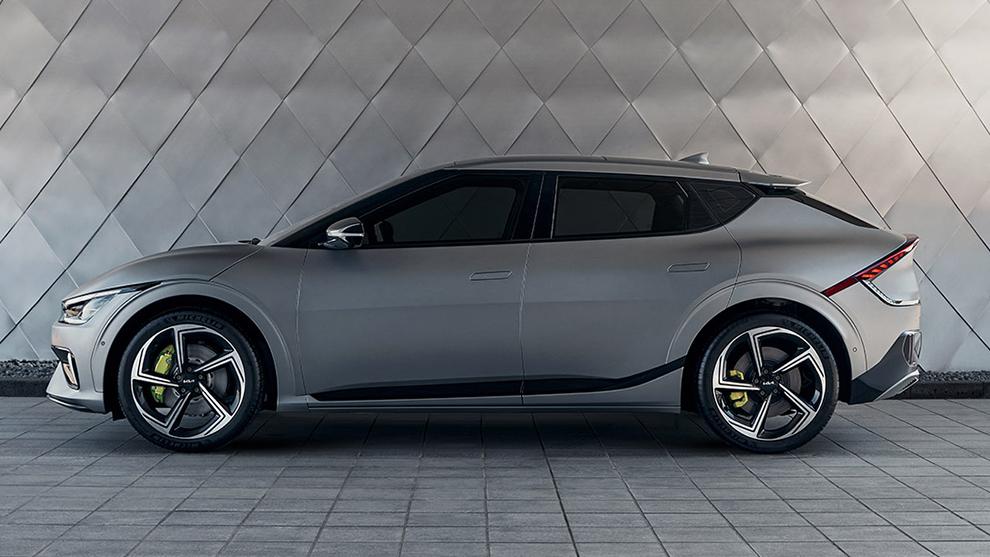 NUEVO KIA EV6  coches electricos