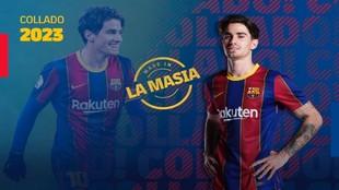 El Barça renueva a Collado