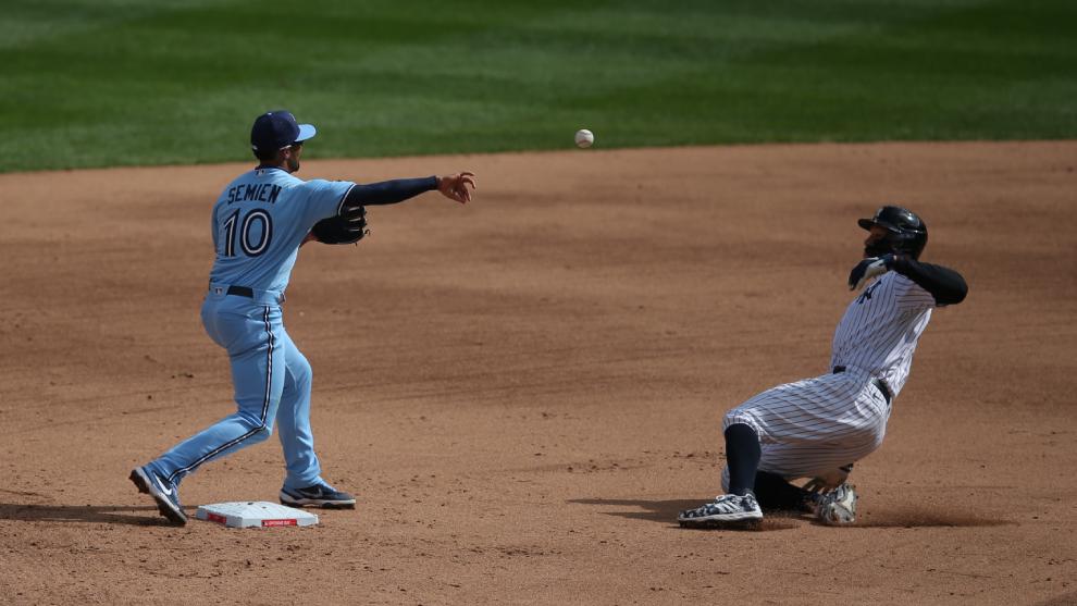 Yankees pierden ante Blue Jays