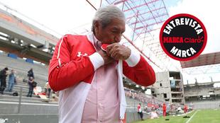 Vicente Pereda destacó la grandeza que tiene el Toluca |