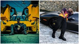 Maluma - J Balvin - Trap - Regueton - Ferrari - Bugatti