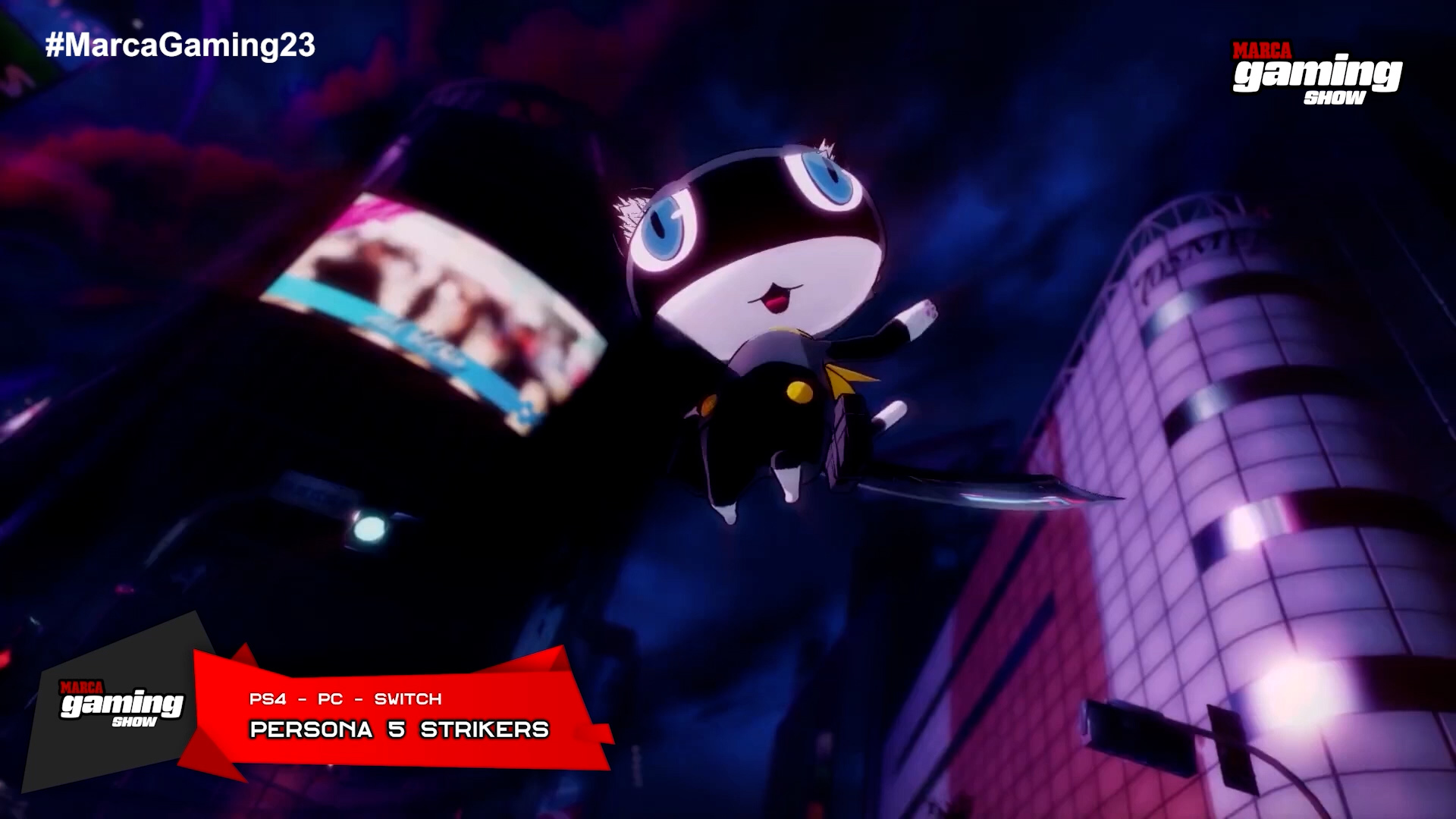 Persona 5 Strikers (PC - PS4 - SWITCH)