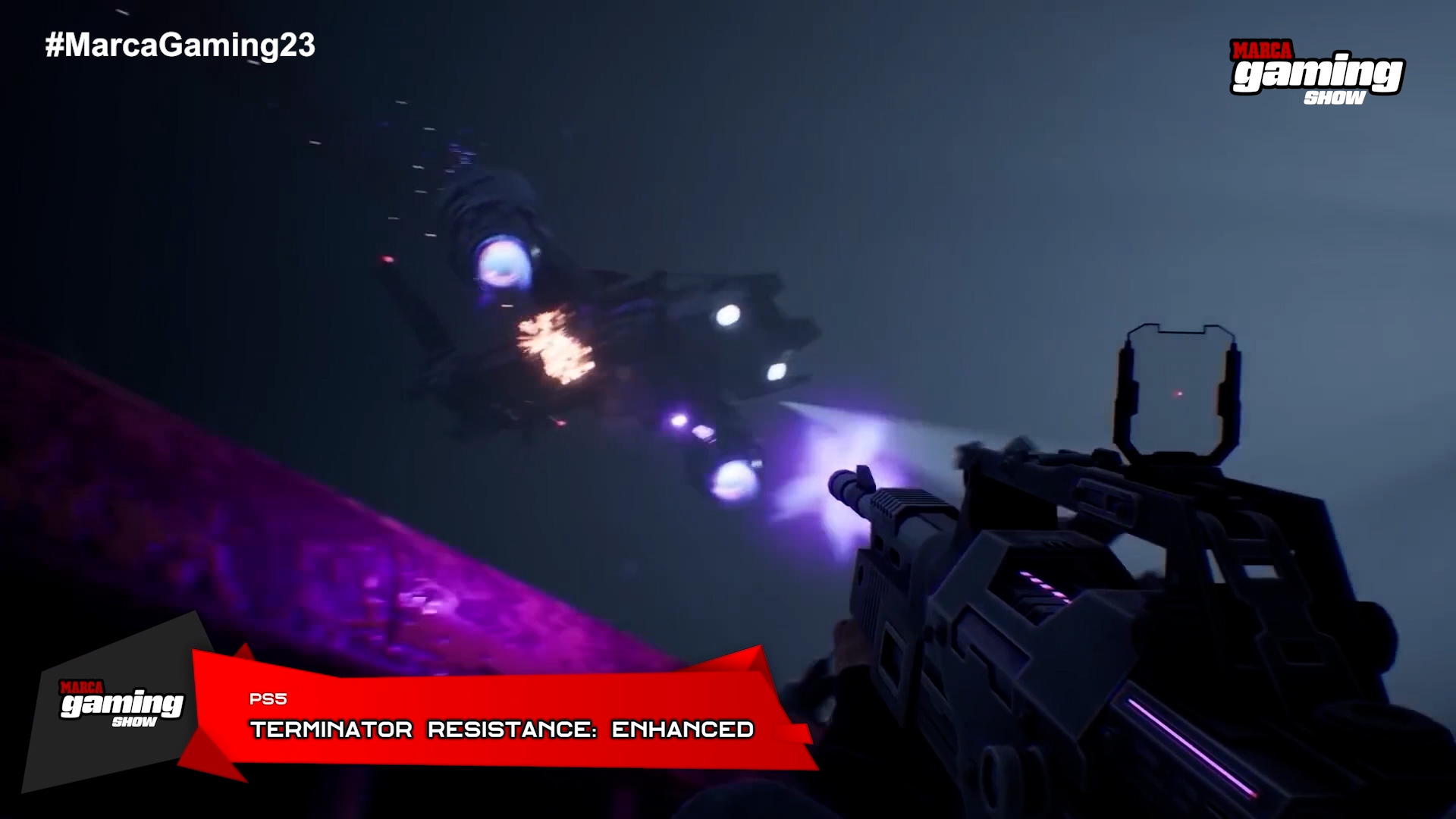 Terminator Resistance: Enhanced (PS5)