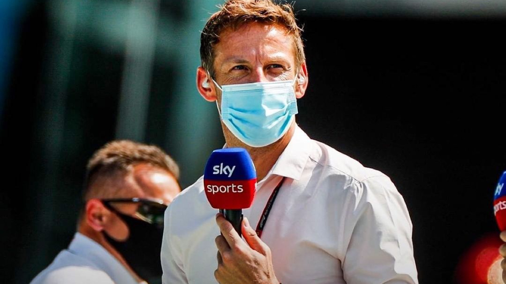 Jenson Button.