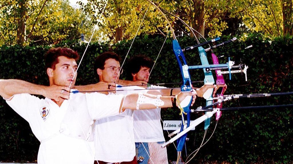 Juan Carlos Holgado, Alfonso Menéndez, Antonio Vázquez