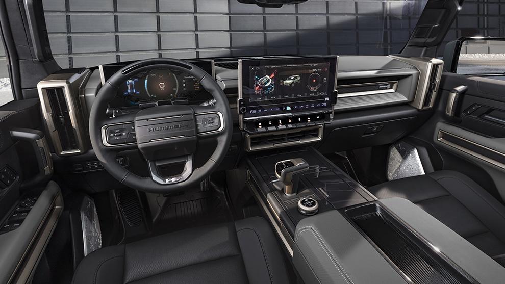 El segundo Hummer eléctrico, un SUV con hasta 840 caballos apadrinado por Lebron James