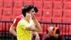 Gerard celebra un gol con el Villarreal.