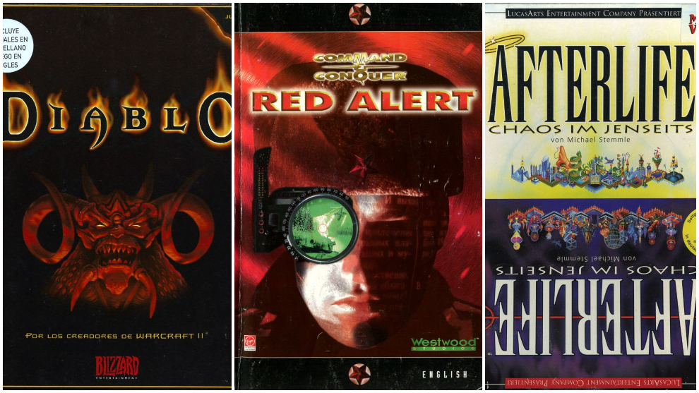 Diablo, Command & Conquer: Red Alert y After Life
