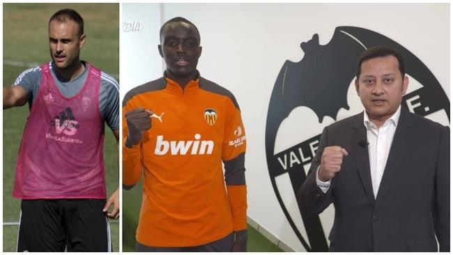 Presunción de inocencia, suspensión de dos a cinco años, el riesgo del Valencia...
