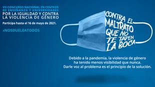 Imagen de la actual campaña promovida por la Fundación Mutua...