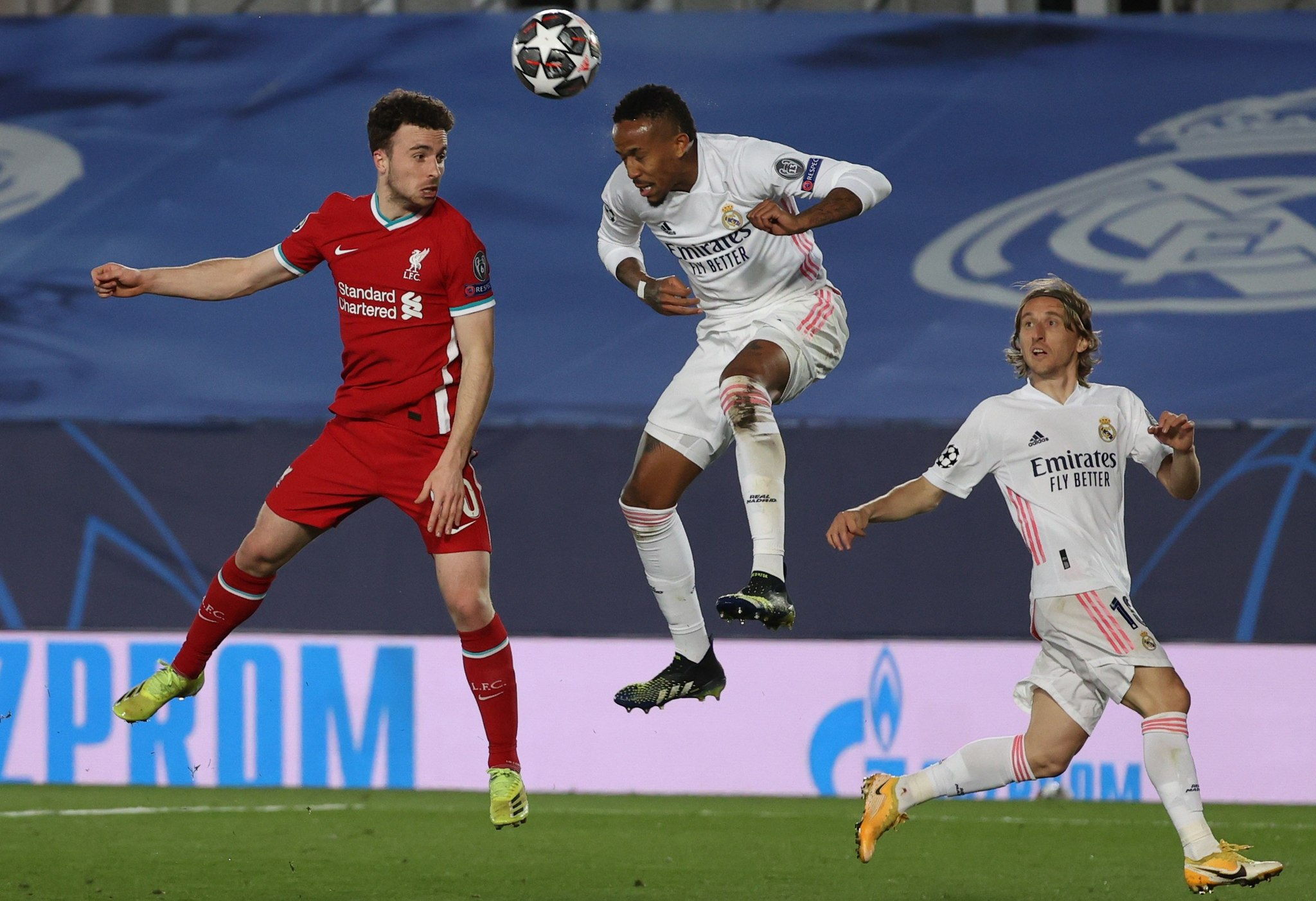 Real Madrid vs Liverpool: Real Madrid player ratings vs Liverpool: Militao  can perform at the top level | Marca