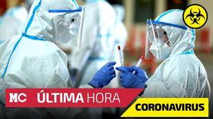 Resumen coronavirus Mexico