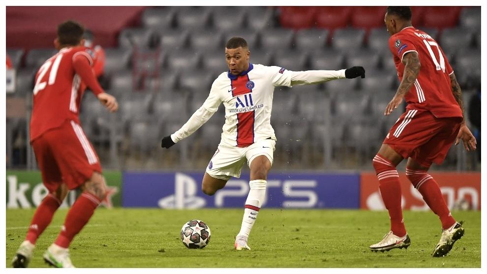 Bayern Munich 2-3 PSG | Champions League: Mbappe shines ...