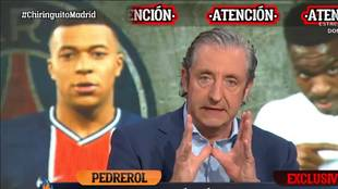 El 'pelotazo' de Pedrerol: anuncia cuándo llegará Mbappé al Madrid
