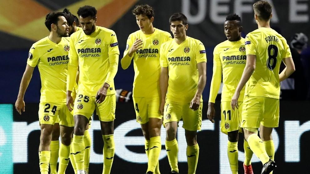 El Villarreal se entusiasma en Europa con Gerard