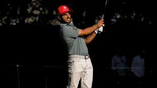Ancer ha tenido una participación regular dentro de la PGA.
