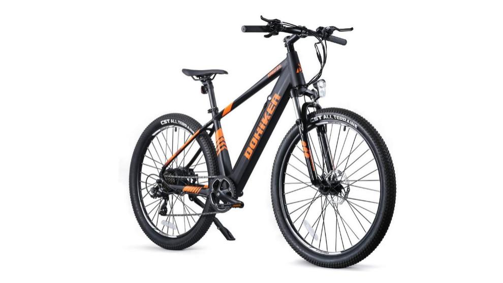 Una bicicleta eléctrica, un altavoz del Real Madrid, un soporte 3D para la mascarilla y otros chollos de Amazon