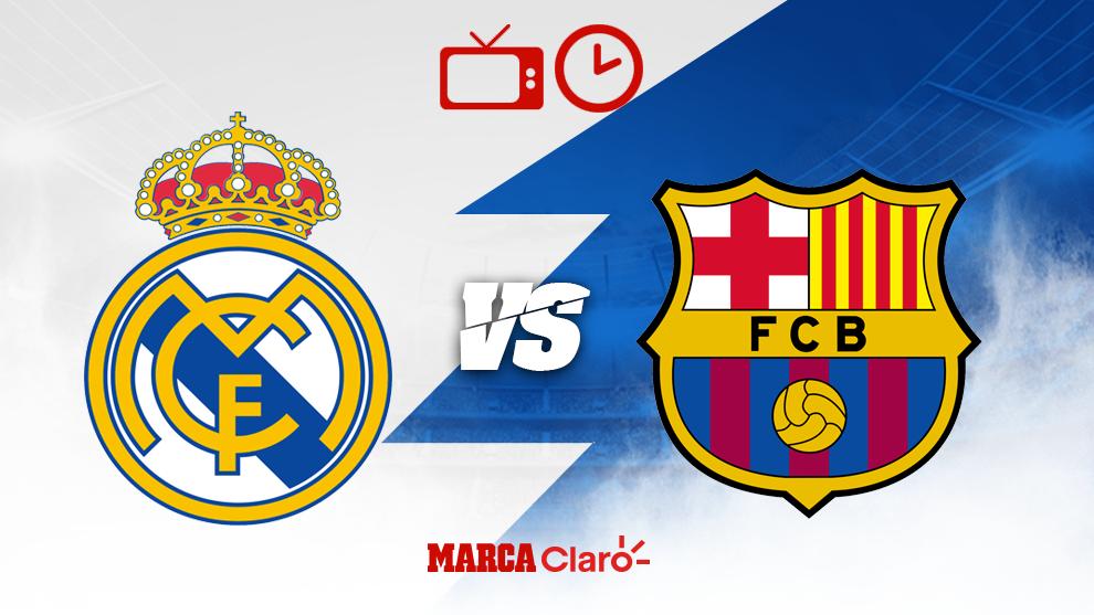 Real Madrid 2-1 Barcelona: Resumen, goles y resultado final de El Clásico de LaLiga española