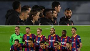 Real Madrid - Barcelona - El Clasico - Barça