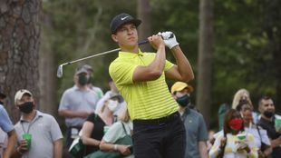 Cameron Champ of the US