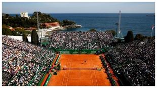 Una vista aérea del Montecarlo Country Club