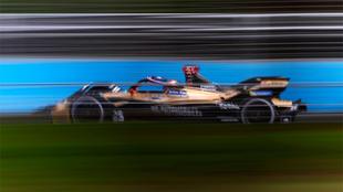 Jean-Eric Vergne gana el ePrix de Roma 2021.