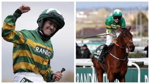 Rachael Blackmore, ganadora del Grand National.