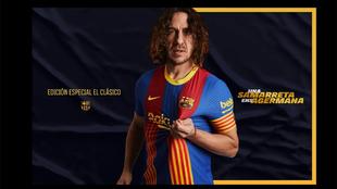 Barcelona - Barça - Real Madrid - El Clasico - Camiseta