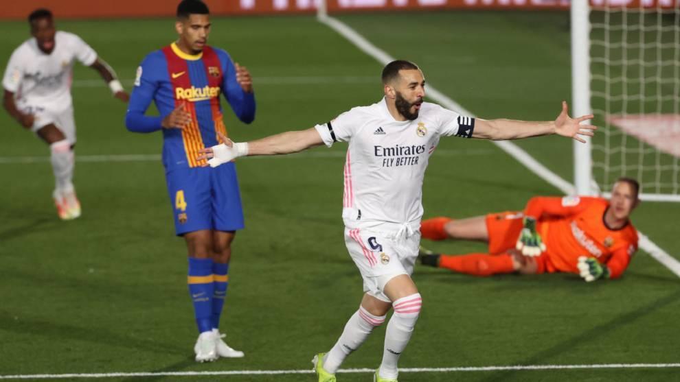 El Madrid conquista un Clásico épico