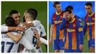 El Madrid le da la vuelta a los Clásicos