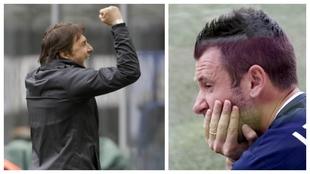 Conte and Cassano.
