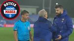 El lío siguió en los vestuarios del Di Stéfano: tuvo que intervenir Ramos