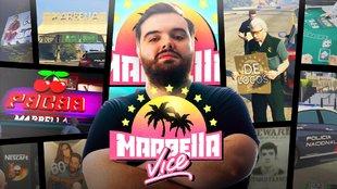Ibai Llanos presenta Marbella Vice