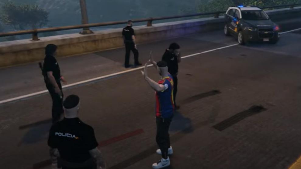 DjMariio arrestado en Marbella Vice