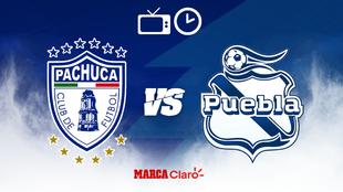 ¿En qué canal será el partido entre Pachuca y Puebla? Guardianes...
