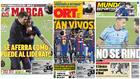 Las portadas: la resistencia del Atlético y mucho más