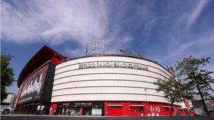 El estadio sevillano Ramón Sánchez-Pizjuán albergará el partido de...